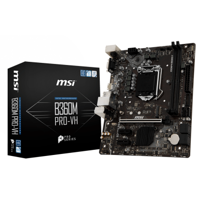 MSI B360M PRO-VH