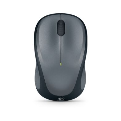 Logitech M235 Wireless Mouse Silver