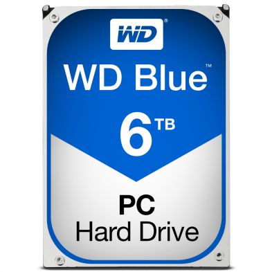 Western Digital Blue 6TB