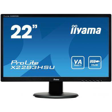 "IIYAMA X2283HSU-B1DP 21.5"""