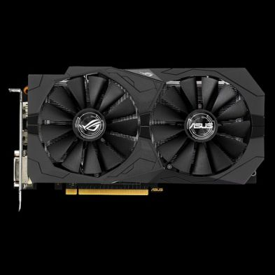 Asus ROG Strix GeForce GTX 1050 2GB OC