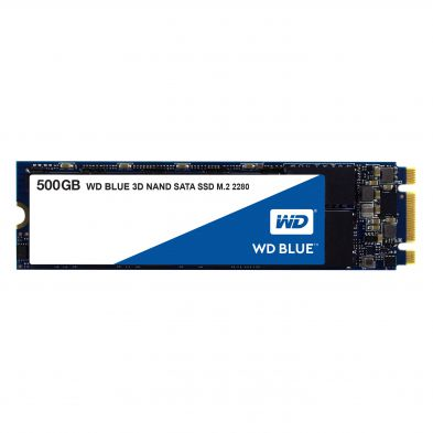Western Digital SSD Blue 500GB M.2