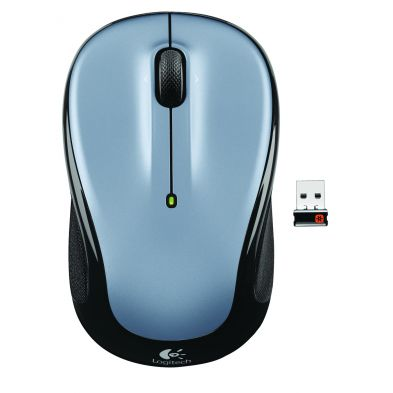 Logitech M325 Wireless Mouse Grey