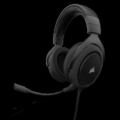 Corsair HS60 SURROUND Gaming Headset Carbon