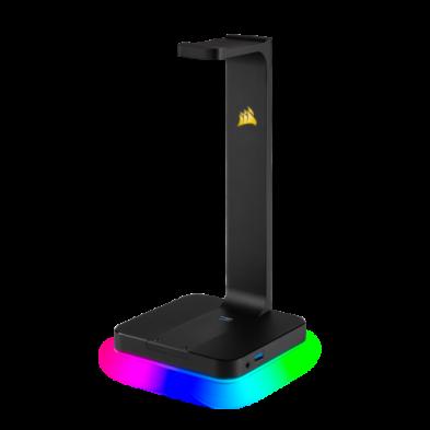 Corsair ST100 RGB Premium Headset Stand with 7.1 Surround