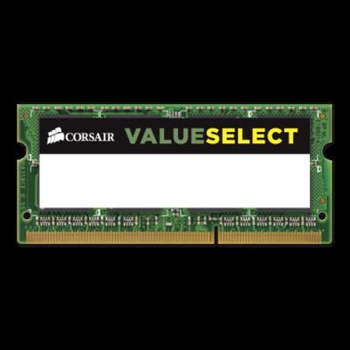 Corsair ValueSelect 4GB (1x4GB) DDR3L SODIMM 1600MHz